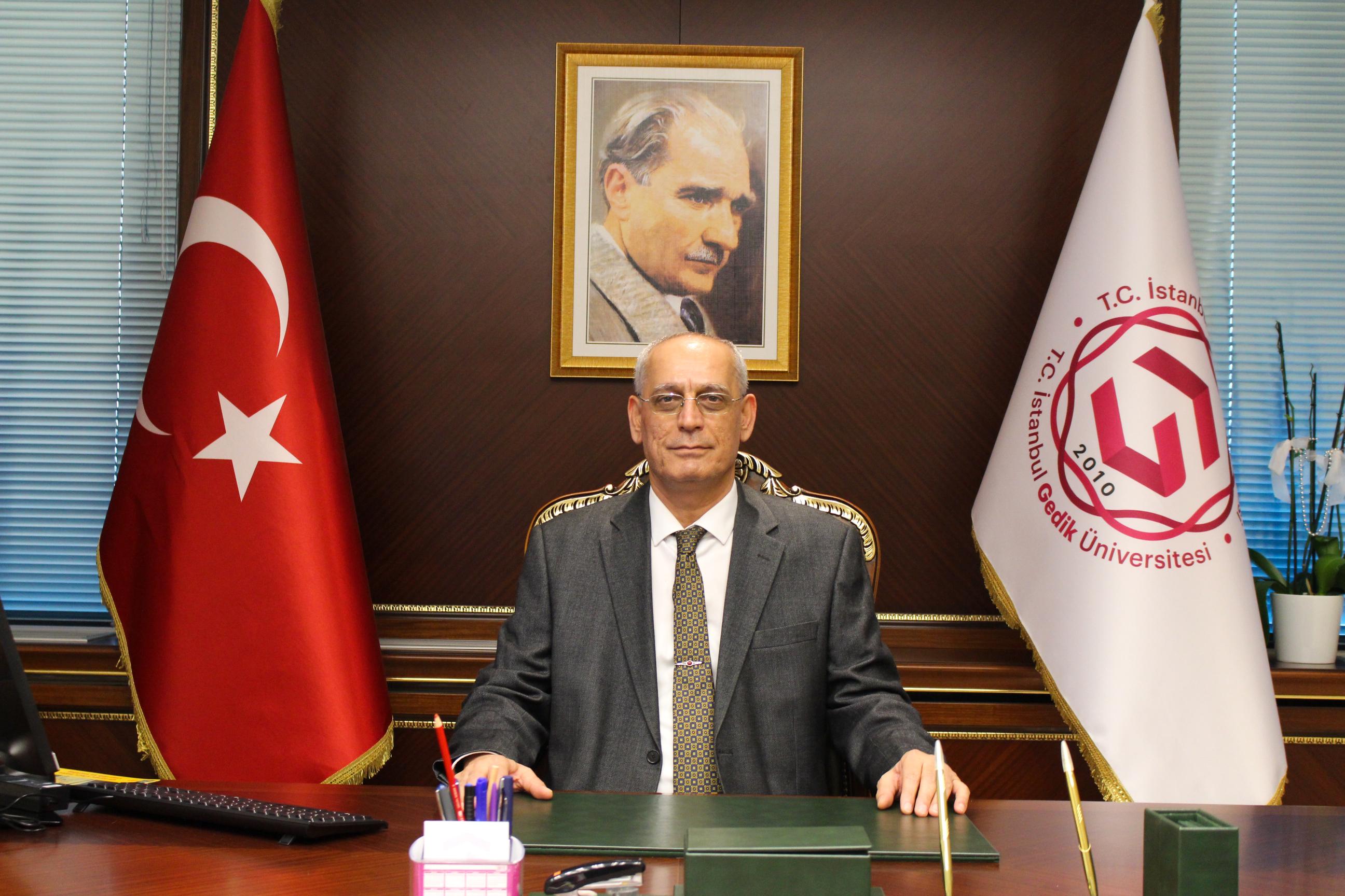 Yönetim Kurulu Başkan Yardımcımız Prof. Dr. Nihat Akkuş Gedik Üniversitesi Rektörü oldu.